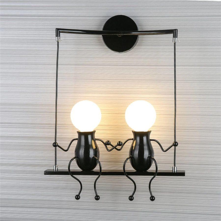 Aliexpress креативный светильник