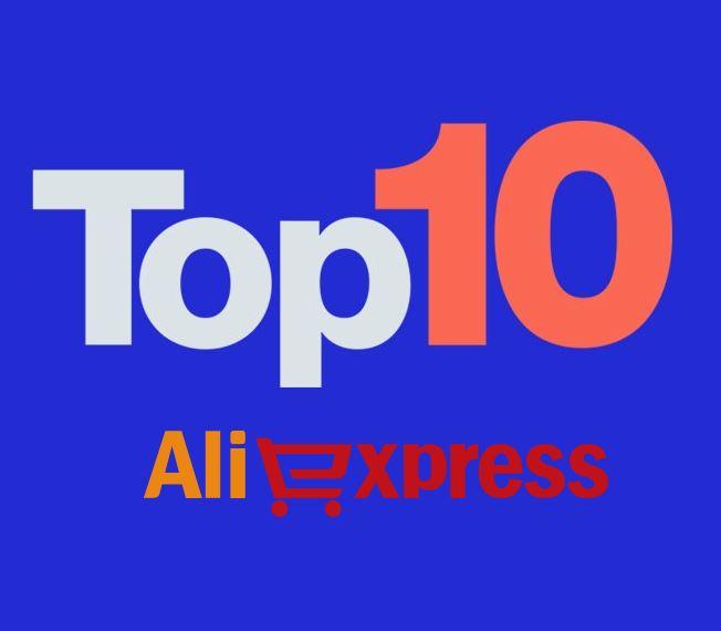Aliexpress top 10