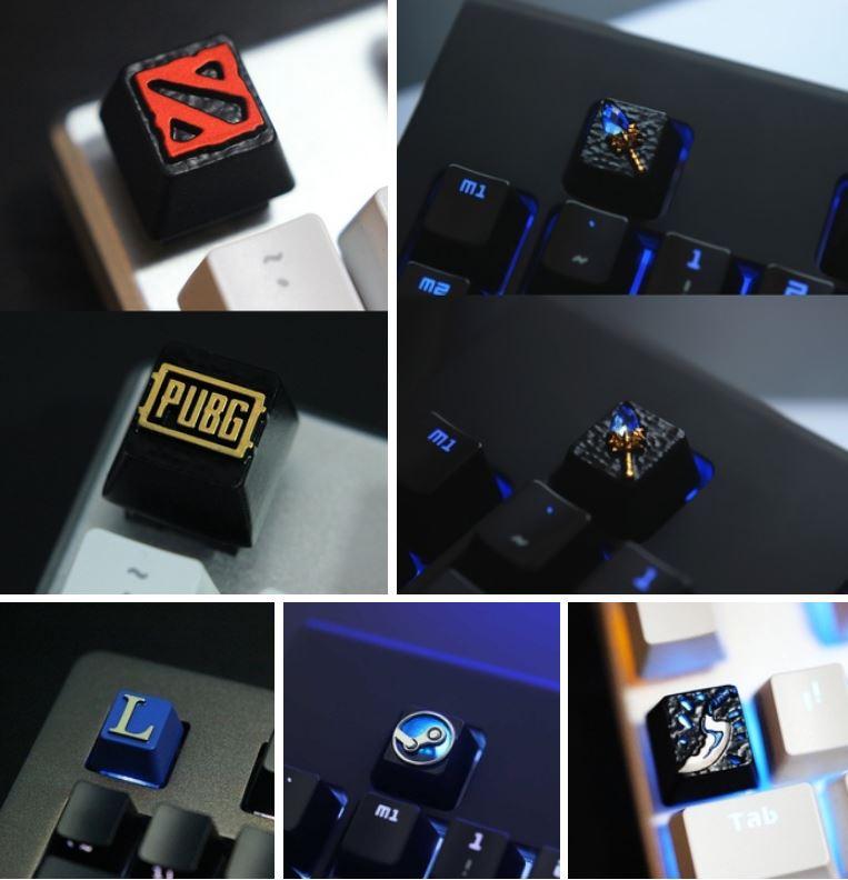 Кнопки для клавиатуры Алиэкспресс