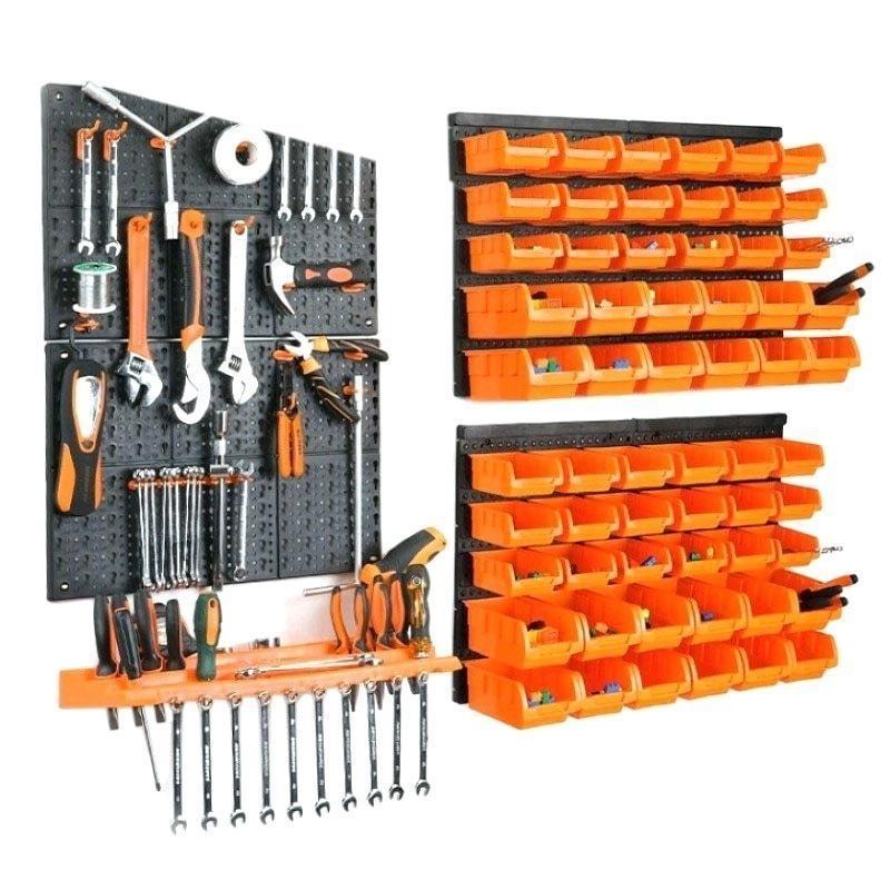 Алиэкпресс панель (органайзер) с лотками для хранения инструментов