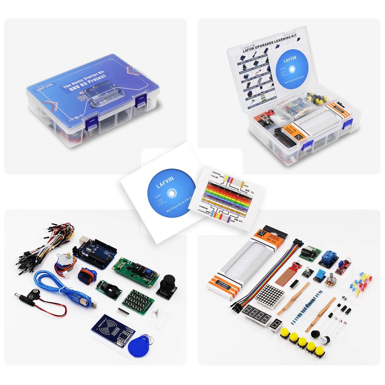 Обучающий набор электронных компонентов АлиЭкспресс