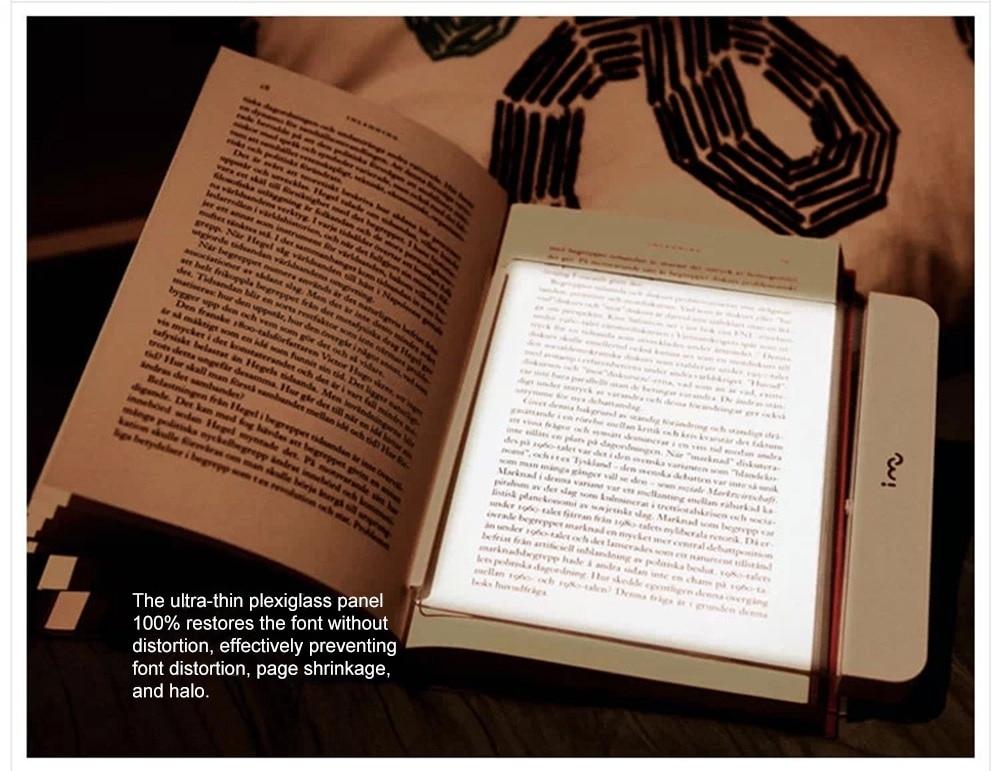 Алиэкпресс подсветка для чтения
