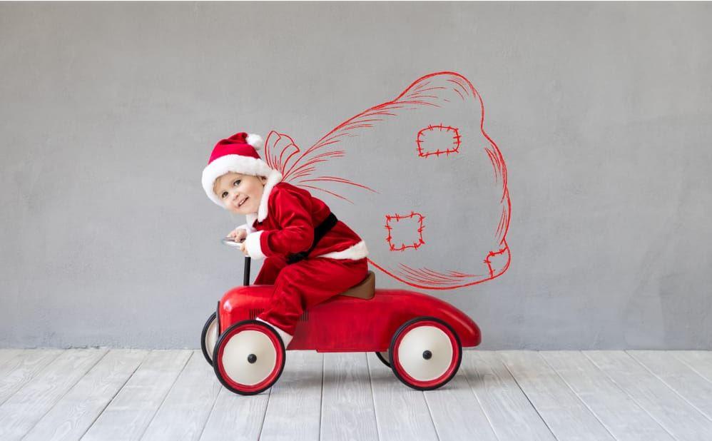 Подборка новогодних подарков для мальчиков с Aliexpress