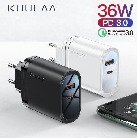 Зарядное устройство Kuulaa алиэкспресс