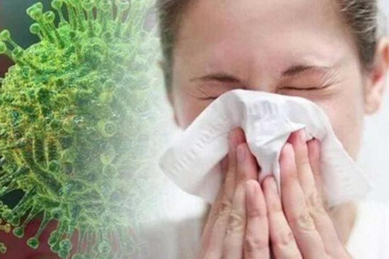 Симптомы китайского коронавируса