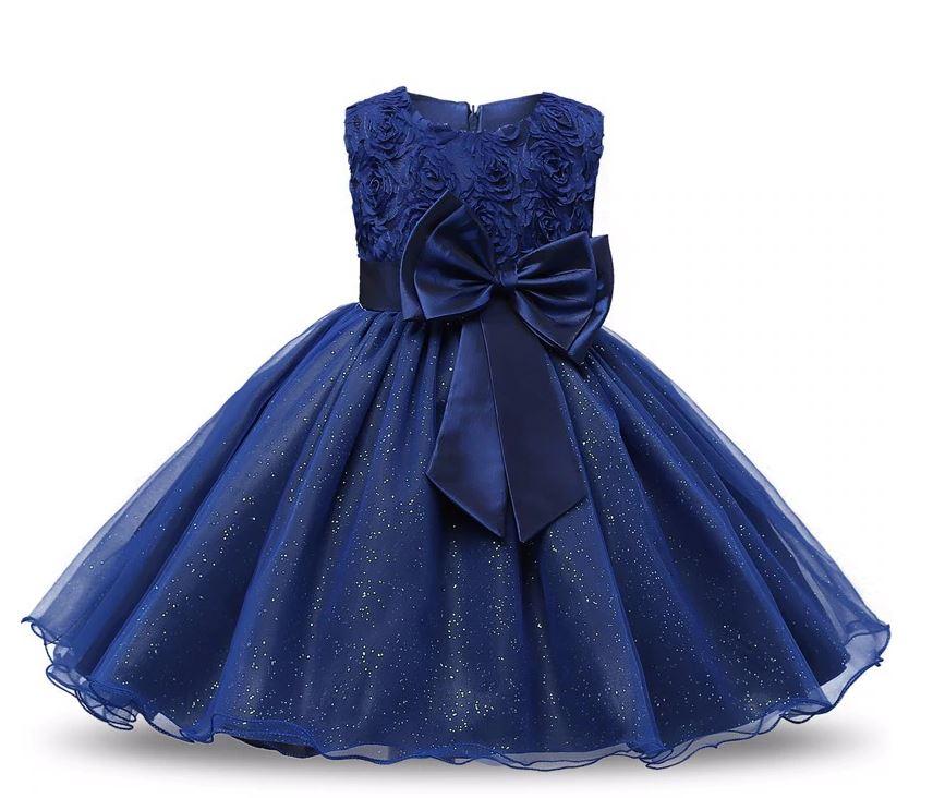 Красивое платье для детских праздников