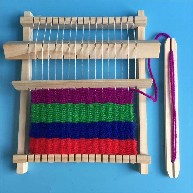 Простейший ткацкий станок