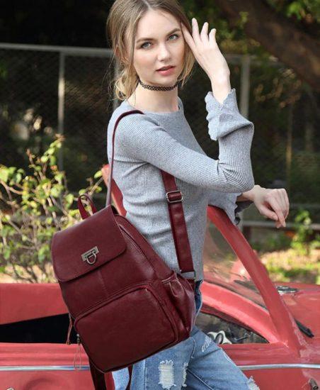 Женские рюкзаки и сумки для города на Aliexpress
