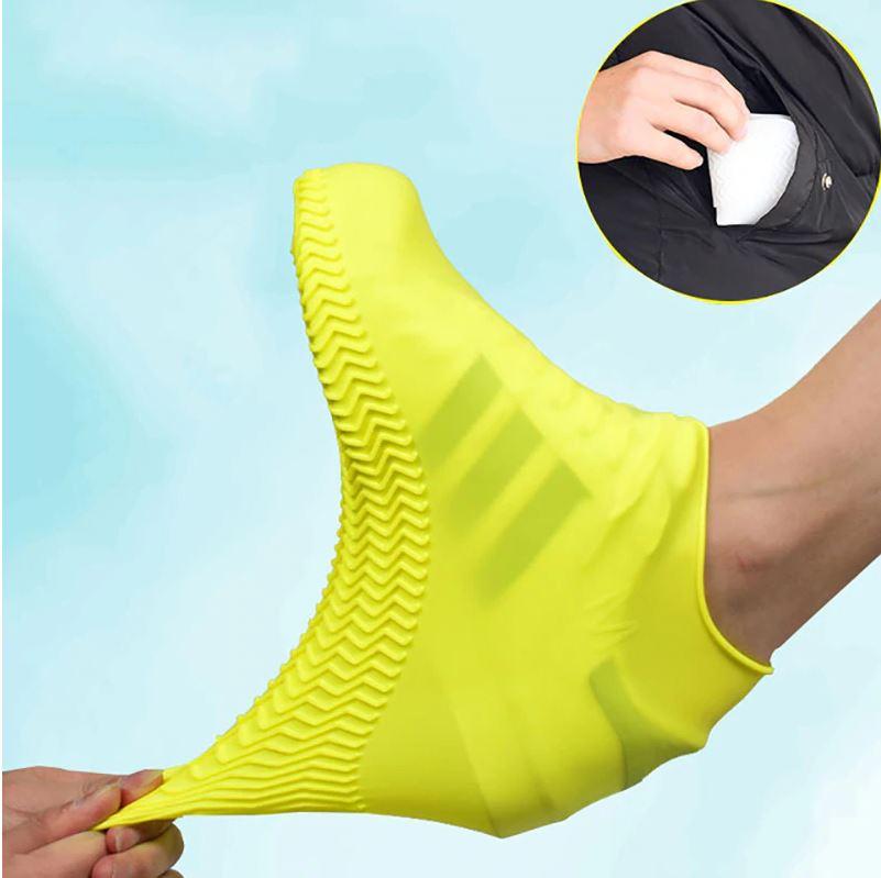Водонепроницаемые чехлы для обуви (бахилы) Алиэкспресс