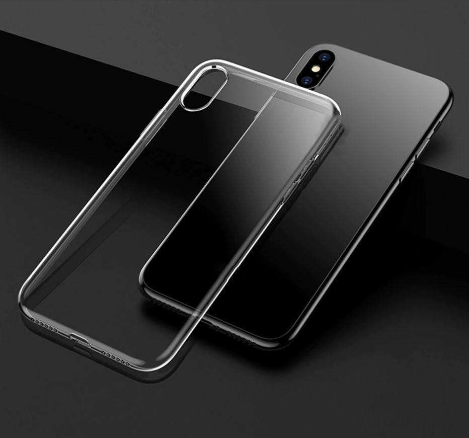 Ультра тонкий и мягкий силиконовый чехол для iPhone Алиэкспресс