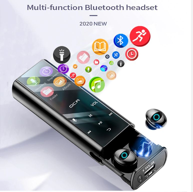 Многофункциональная Bluetooth станция 3 в 1 QCR Q1 Алиэкспресс