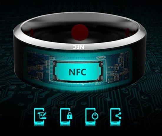 Смарт кольцо NFC Алиэкспресс