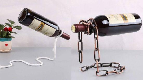 Необычный держатель бутылок Алиэкспресс