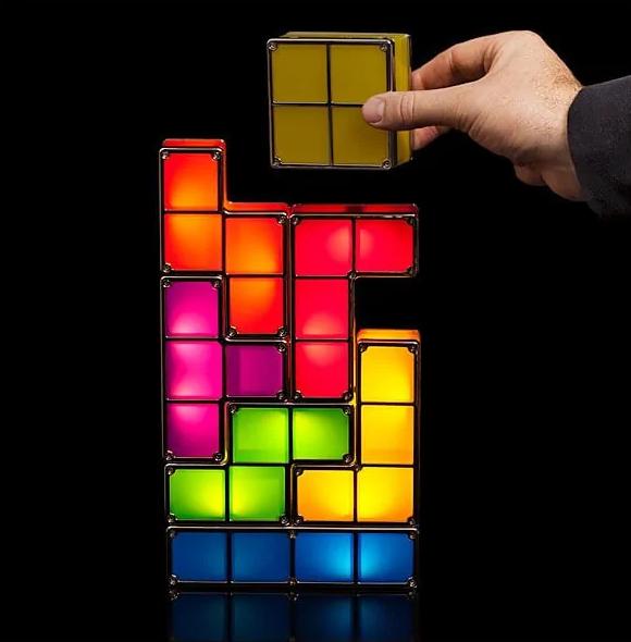 Светодиодная лампа TETRIS Алиэкспресс