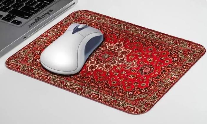 Персидский коврик для мышки Алиэкспресс