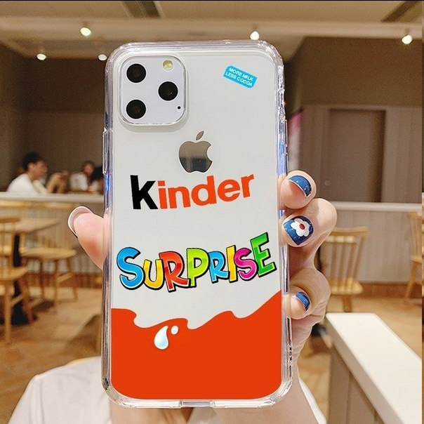 Чехол для телефона Киндер сюрприз