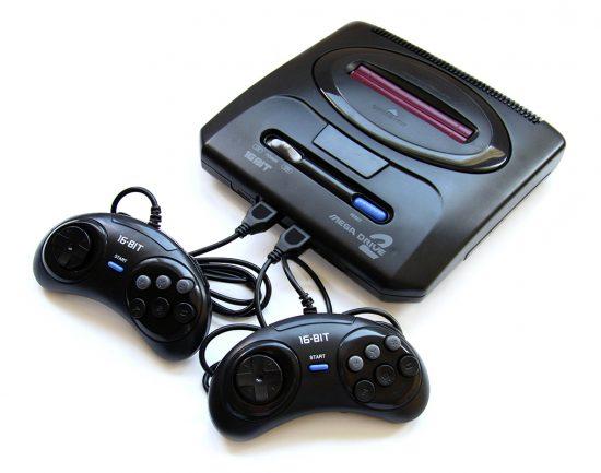 Sega Mega Drive (Сега мега драйв) Алиэкспресс