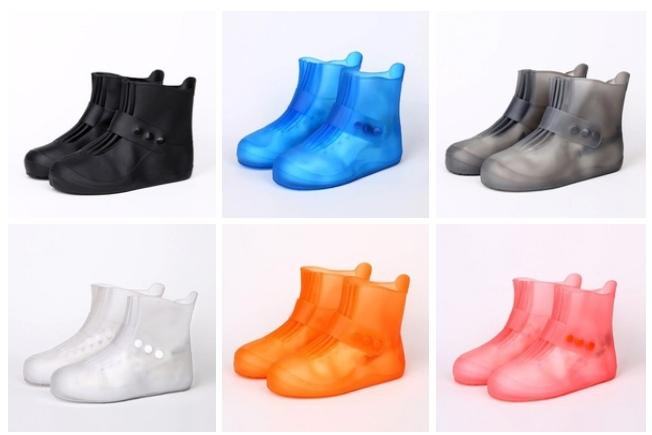 Водонепроницаемые чехлы на обувь Алиэкспресс