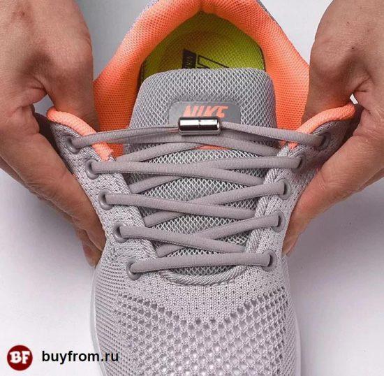 Эластичные шнурки Алиэкспресс
