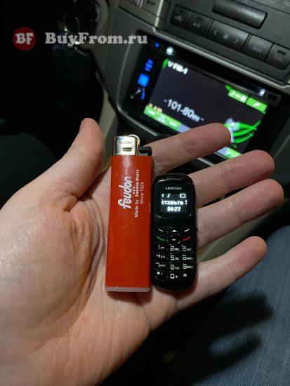 Очень маленький мобильный телефон Алиэкспресс
