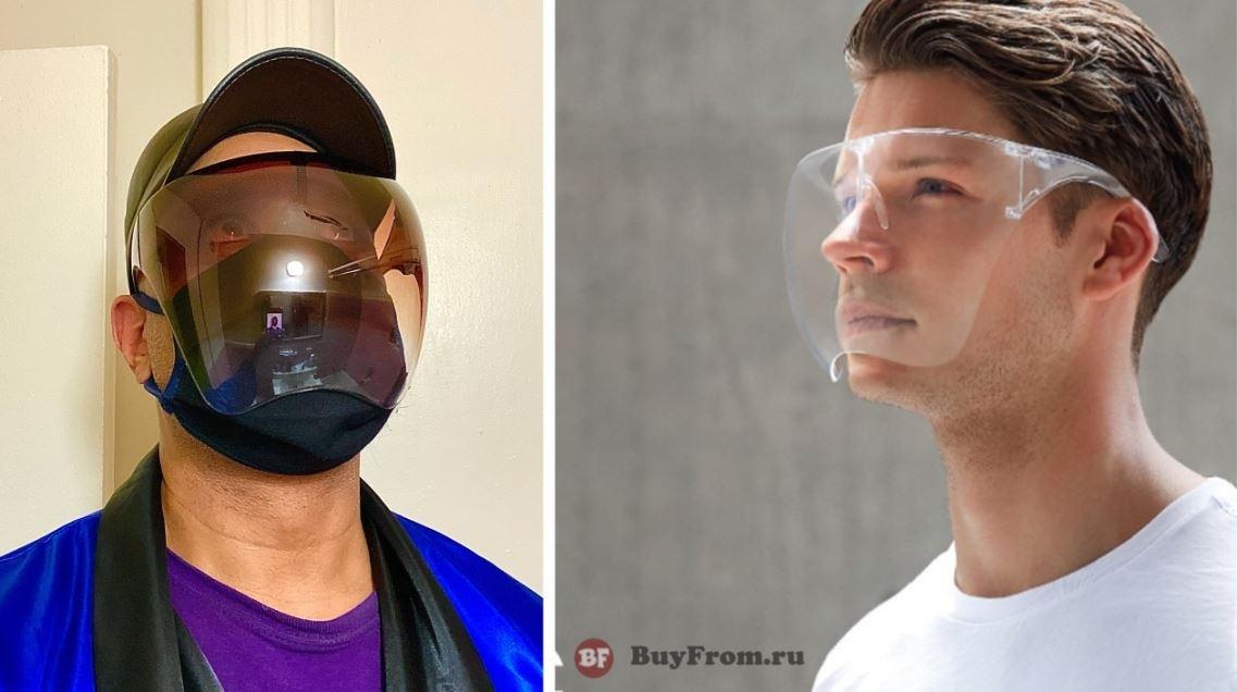 Защитные очки для всего лица
