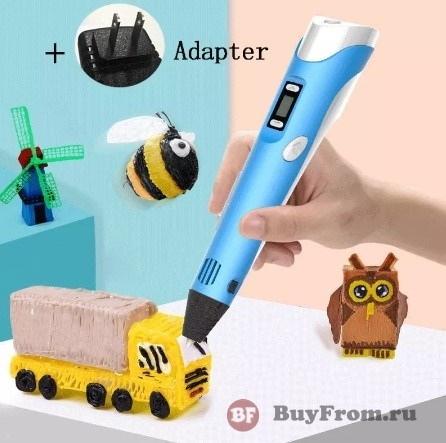 3Д Ручка Алиэкспресс