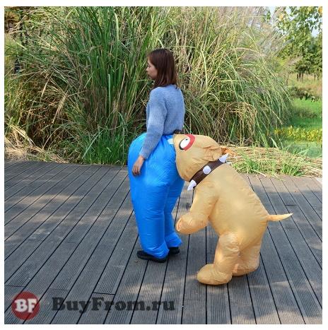 Надувной костюм Алиэкспресс на Хэллоуин